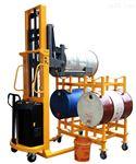 TC350半电动油桶堆放车