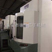 出售台湾东台HA400二手卧式加工中心