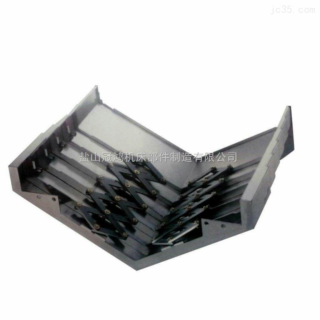机床耐磨不锈钢板防护罩