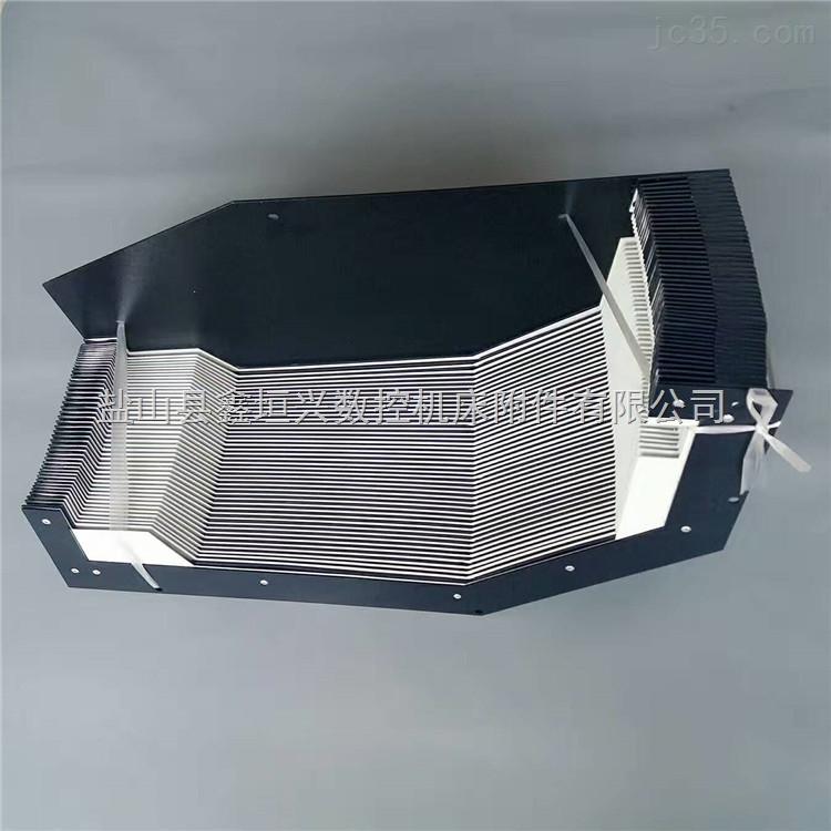 定制伸缩风琴防护罩