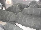 水泥廠外放熟料散裝頭耐高溫伸縮袋