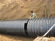 平顶山HDPE钢带管哪里有卖
