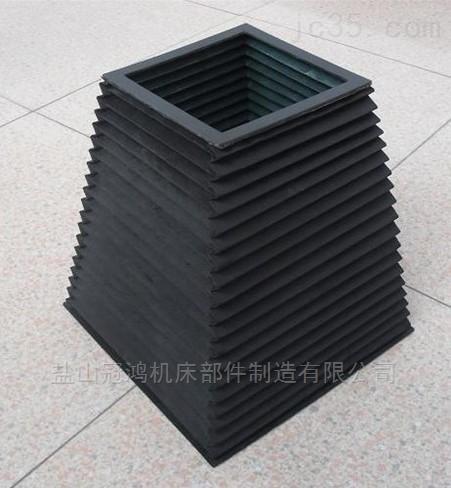 济南激光切风琴防护罩专业制作商