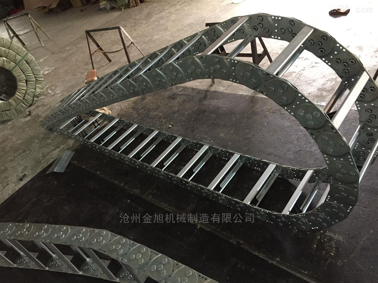 华新水泥TL95电缆拖链厂家