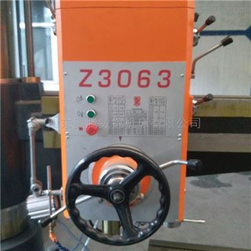 嘉兴zq3063x20机械摇臂钻床电路图