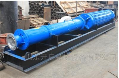 不锈钢高温温泉专用水泵_地热温泉井水泵-山东开启