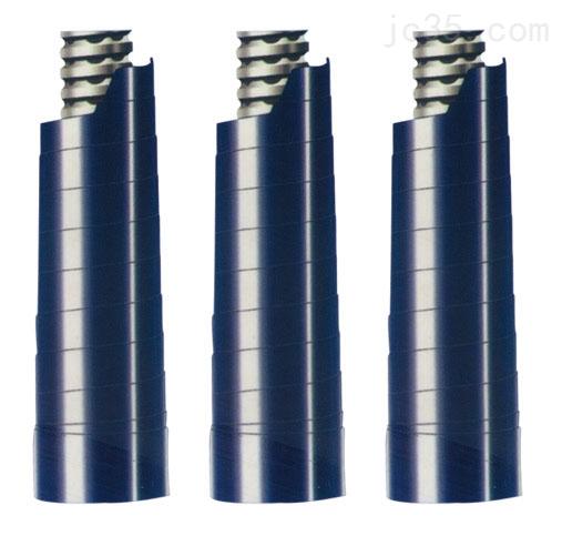 丝杠防护必备螺旋钢带保护套