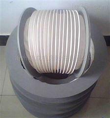 自定供应纯棉白色帆布软连接