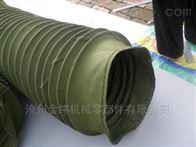 青海斜槽车输送水泥帆布布袋制造商