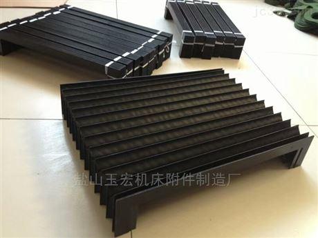 数控雕刻机风琴防护罩厂家