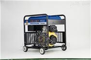 小型便携280A柴油发电电焊机