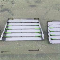西安镗床钢板防护罩