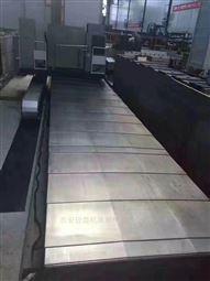 西安铣床柔性防护罩特点