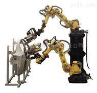 联达点焊工作站 点焊机器人