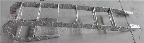 铸造机械港口钢铝拖链