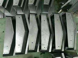 西安硬轨钢制防护罩定制