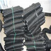 橡胶布防腐蚀油缸伸缩防尘罩厂家定做