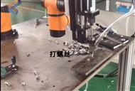 全自动码垛机械手机器人自主研发