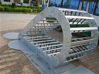 重工机床钢铝拖链