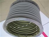 耐温防尘硅胶软连接质量保证