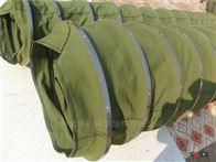 昆明涤纶针刺毡帆布通风管结构