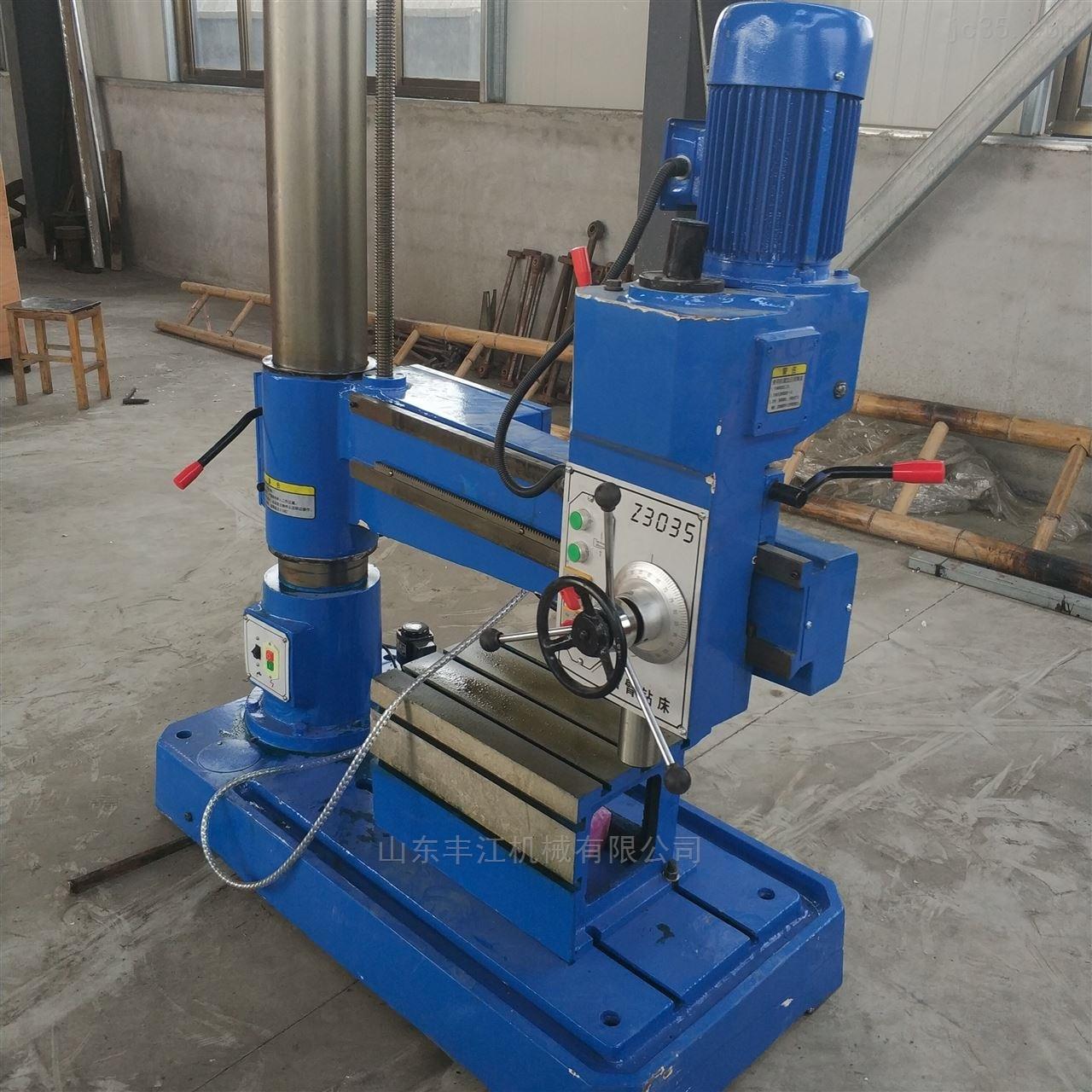 z3050液压摇臂钻厂家畅销产品图片