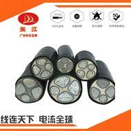 厂家直销珠江电缆YJLV铝芯电力电缆国标