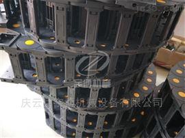 桥式塑料拖链 船厂用线缆坦克链