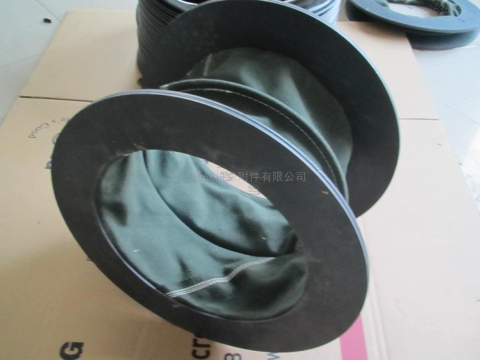 耐温硅胶伸缩风筒