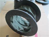 自定耐温硅胶伸缩风筒