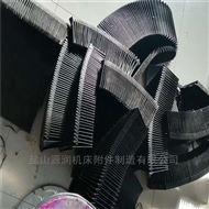 广东订制龙门磨床柔性伸缩式风琴防护罩