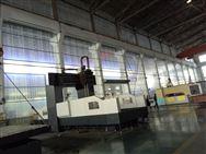 CNC龙门铣床光机