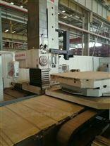 昆明道斯WHN130MC双工位卧式镗铣加工中心