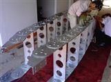 数控机床机械穿线钢制拖链