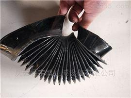 雕刻机伸缩风琴防护罩