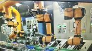 遨博6关节智能上下料机械手提供解决方案