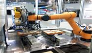 專業堆垛碼垛視覺定位6軸輕型協作機器人