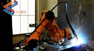 遨博6轴焊接设备-自动焊锡机械手臂