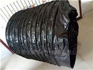耐酸碱帆布下料口通风伸缩软连接价格