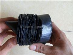 自定厂家定制曲线防尘防油油缸防护罩