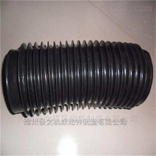 上海活塞杆伸缩防尘套厂家生产