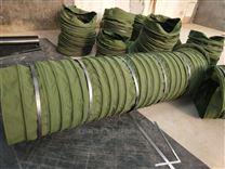 湖北双层加厚帆布水泥厂专用卸料布袋