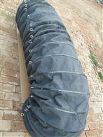 高温伸缩除尘帆布阻燃通风管