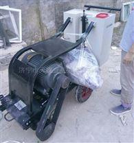 1000型电动混凝土马路切割机 沥青路切缝机