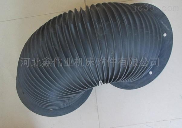 油缸伸缩防护罩测试