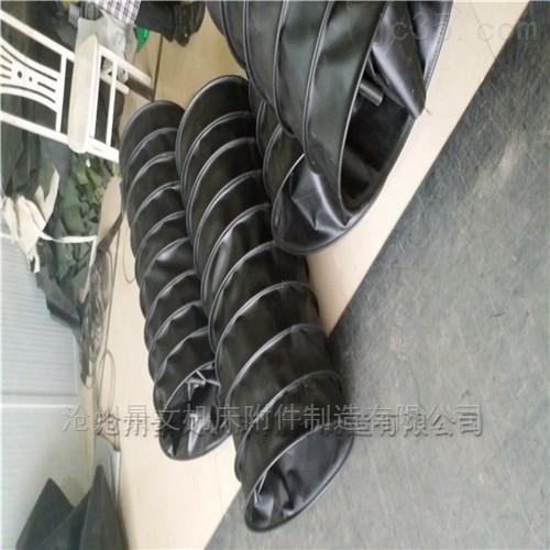 辽宁橡胶布防尘伸缩软连接生产商