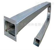 订做机床专用矩形金属软管