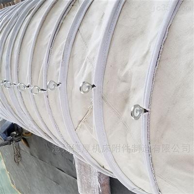 福建水泥耐磨伸缩帆布袋