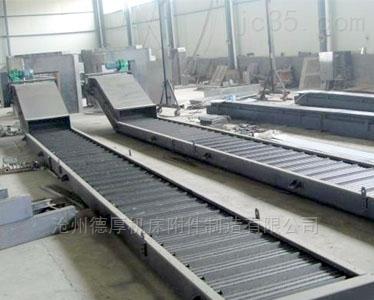 马扎克加工中心VCN5415C专用链板式排屑机