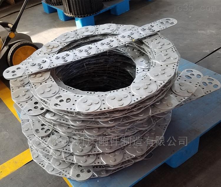 油管金属坦克链